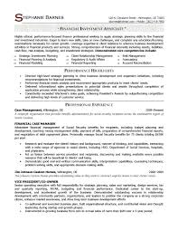 Comprehensive Resume Sample Format by Resume Samples Program U0026 Finance Manager Fp U0026a Devops Sample
