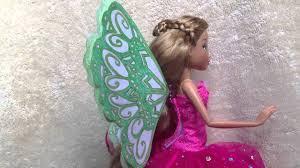 Winx Club Flora Butterflix Doll Transformation  YouTube