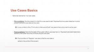 use case model use case description ppt video online download