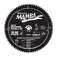 Saw Blade For Laminate Flooring Mamba Thin Kerf Laminate Flooring Non Ferrous Plastic U0026 Pvc