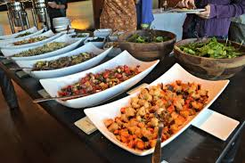 Pizza And Pasta Buffet by Jill U0027s Restaurant At The St Julien Offers Vegan Lunch On Fridays
