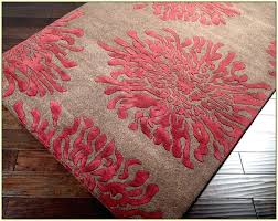 Coral Area Rugs Coral Bedroom Rug Outstanding Coral Colored Rug Salmon Colored