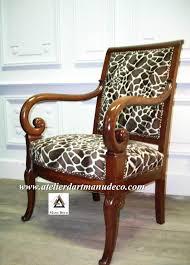 tapissier siege réfection de sièges tapissier d ameublement siège louis philippe
