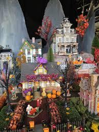 cele mai bune 25 de idei despre halloween village pe pinterest