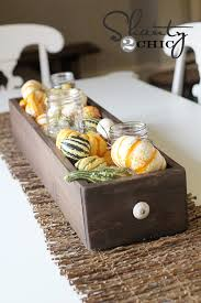 Small Wooden Boxes For Centerpieces by 30 Fall Flower Arrangements Ideas For Fall Table Centerpieces