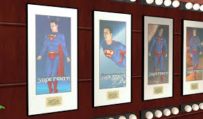 mod the sims nci u0027 u0027the superman u0027 u0027 poster wall hangings