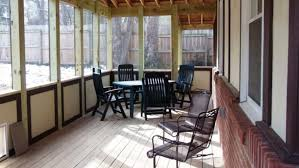 Turn Deck Into Sunroom Porches And Sunrooms Angie U0027s List