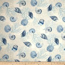 Discount Waverly Curtains Waverly Shell We Dance Surf Discount Designer Fabric Fabric Com
