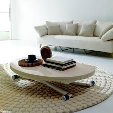 decor fabulous inspiratve white rug and gorgeous oval coffeetable