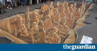 Woodworking Shows Uk 2012 by 3d Street Art A Question Of Perspective Art And Design The
