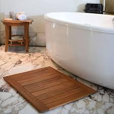 Teak Bath Mat The Value Of A Teak Wooden Bath Mat Teak Patio Furniture World