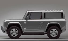 bronco jeep 2017 if ford brings back the bronco could it be the only vehicle to