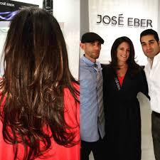 mane makeover with josé eber salon nj hip new jersey youtube