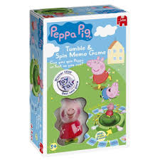 peppa pig tumble and spin game toys r us