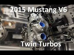ford mustang v6 turbo ecoboost turbo 2015 3 7l mustang v6 project part 1