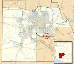 Crime Map Phoenix by Sun Lakes Arizona Wikipedia