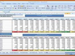 annual business budget template excel budget and expense tracker