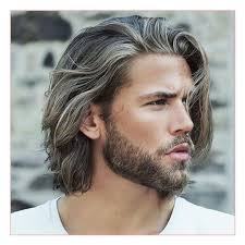 new hairstyles also long hairstyles for men flowing hair with