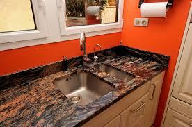 cuisine granit plan de cuisine granit royan charente maritime