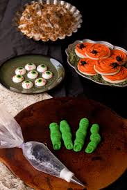 halloween finger cookies the bearfoot baker