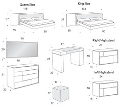 bedroom furniture sizes photos and wylielauderhouse