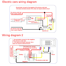 amc charging system and alternator throughout 4 wire voltage