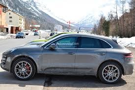 Porsche Macan Gts - porsche macan gts spied testing autoevolution