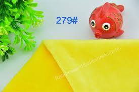 drap canap 279 jaune microfibre minky doux velboa tricot tissu pour coudre