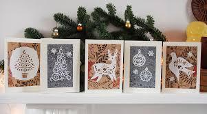 Ideas For Decorating Cards 30 Beautiful Diy U0026 Homemade Christmas Card Ideas For 2014