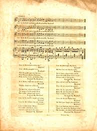 my maryland o tannenbaum historic american sheet music