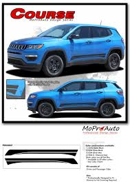 jeep compass side course jeep compass vinyl graphics decal stripe lower body door