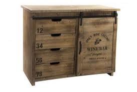 meuble cuisine industriel meuble cuisine industriel en bois et métal pas cher
