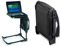 bureau portable avec le stand up votre ordinateur portable va enfin prendre pied