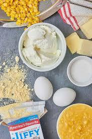 best corn casserole recipe five minute prep