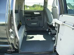 wheelchair accessible trucks truck conversions truck lifts in