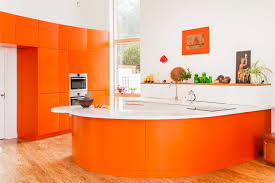 blue kitchen decorating ideas orange kitchen decorating ideas 7196 baytownkitchen