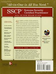 buy sscp systems security certified practitioner all in one exam