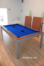 Dining Pool Table by Best 25 Pool Table Repair Ideas On Pinterest Concrete Projects