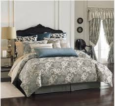 Taupe Duvet Waterford Bedding Ophelia King Duvet Cover Gray Taupe