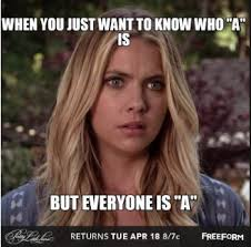Pll Meme - you can now create share your own pretty little liars memes