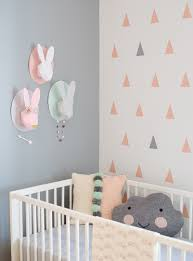 fabriquer déco chambre bébé étourdissant déco chambre bébé fille à faire soi même avec lettre en
