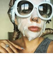 13 celebrity face mask selfies celebrities in face masks on