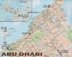 Offline Map Abudhabi Map Abu Dhabi Offline Map United Arab Emirates