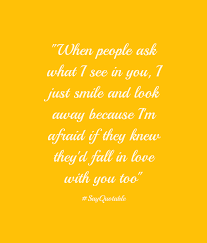 Just Because I Love You Quotes by Quote About