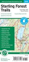 New York Appalachian Trail Map by Resources For Publications Wholesalers New York New Jersey Trail