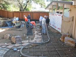 Stamped Concrete Patio Prices by Cement Patio Cost Poured Concrete Wall Designs Resurfacing Stamped
