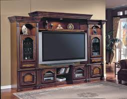 Home Center Decor Parker House Portofino 4pc Entertainment Center Por100 4r At