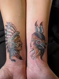 63 most attractive couple tattoos designs that looks awesome on
