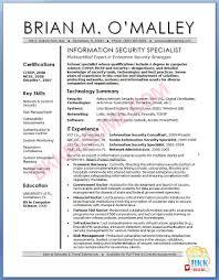 Logistics Management Specialist Resume It Security Specialist Resume Resume For Your Job Application