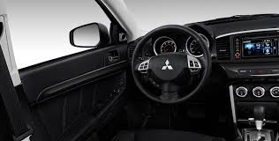 2017 mitsubishi lancer sports sedan mitsubishi motors
